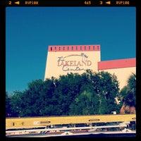 Photo taken at The Lakeland Center by Patrick M. on 4/24/2012