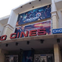 Photo taken at Yelmo Cines Plaza Mayor 3D by José Enrique M. on 4/27/2012