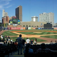 Photo taken at Fifth Third Field by Jimithecreep P. on 7/21/2012