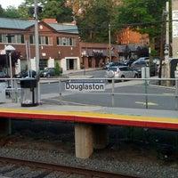 Photo taken at LIRR - Douglaston Station by Keith K. on 5/28/2012