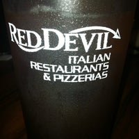 Photo taken at Red Devil Italian Restaurant & Pizzeria by Addie S. on 5/26/2012