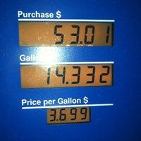 "Photo taken at Exxon by Wade ""DJ Wade-O"" H. on 3/3/2012"