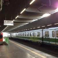 Photo taken at Metro Automatica Osp. S. Raffaele by Giorgio G. on 3/7/2012