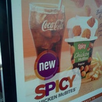Photo taken at McDonalds by James F. on 7/9/2012