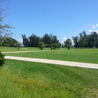 Photo taken at Normandy Shores Golf Club by Sal G. on 9/11/2012