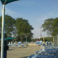 Photo taken at Buhr Park Pool & Outdoor Ice Arena by Shanell S. on 5/28/2012