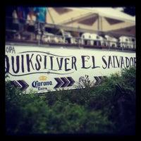 Photo taken at Punta Roca by Lalo P. on 7/7/2012