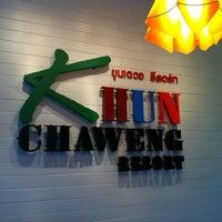 Photo taken at Khun Chaweng by Shlomi Y. on 3/20/2012