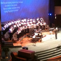 Photo taken at Central Assembly of God by Dana M. on 6/17/2012