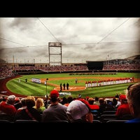 Photo taken at TD Ameritrade Park by Bill K. on 6/16/2012