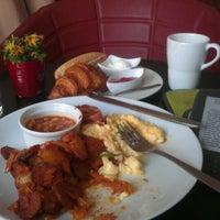 Photo taken at Café Levinsky's by Rohan S. on 2/5/2012