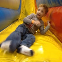 Photo taken at Jump!Zone - Niles by Craig S. on 3/3/2012