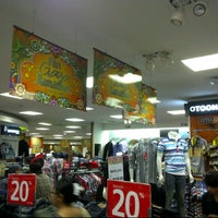 Photo taken at Matahari Department Store by Amin D. on 8/6/2012