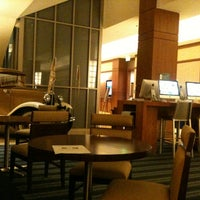 "Photo taken at Georgia Tech Hotel and Conference Center by ""Grasshopper"" Heshan I. on 4/16/2012"