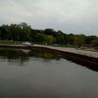 Photo taken at Ellis Park by Erin D. on 8/25/2012