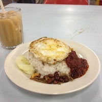 Photo taken at Nasi Lemak AST by Melvin S. on 5/10/2012