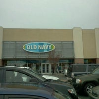 Photo taken at Old Navy by Jessica L. on 3/28/2012