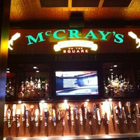 Photo taken at McCray's Tavern on the Square by Tisha R. on 3/7/2012