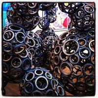Photo taken at Portland Art Museum by Kipp C. on 7/8/2012