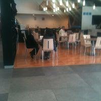 Photo taken at Café Punta Del Cielo by Alma on 6/26/2012