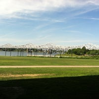 Photo taken at Waterfront Park by Bam B. on 6/23/2012
