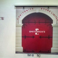 Photo taken at Smithwicks Brewery Tour by Todd A. on 5/23/2012