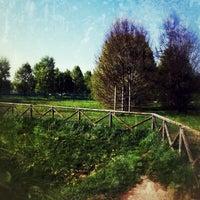 Photo taken at Parco Porporati by Mia M. on 4/12/2012