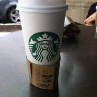 Photo taken at Starbucks by Leticia J. on 3/27/2012