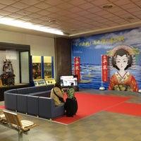Photo taken at Shin-Shimonoseki Station by Yoshiaki K. on 3/16/2012