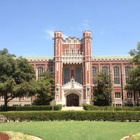 Photo taken at Bizzell Memorial Library by Jennifer E. on 8/5/2012