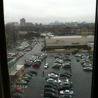 Photo taken at Courtyard by Marriott Boston Cambridge by Caley G. on 3/3/2012