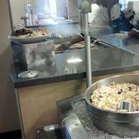 Photo taken at DeNaples Fresh Food Company (University of Scranton) by Jack J. on 4/23/2012