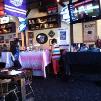 Photo taken at Sherlock's Baker Street Pub & Grill by Brittany M. on 7/11/2012