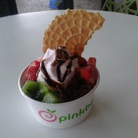 Photo taken at Pinkberry by Mike J. on 7/27/2012