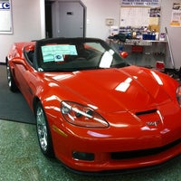 Photo taken at Classic Chevrolet by Sue A. on 2/17/2012