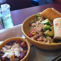 Photo taken at Panera Bread by David P. on 5/25/2012