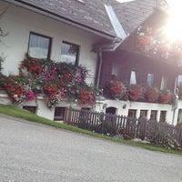 Das Foto wurde bei Berggasthof Ochnerbauer von Thomas H. am 8/12/2012 aufgenommen