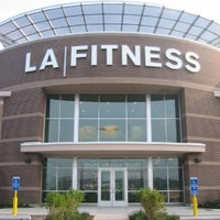 Photo taken at LA Fitness by Robert P. on 8/26/2012