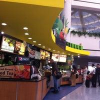 Photo taken at Terminal C Food Court by Fredrik E. on 4/17/2012