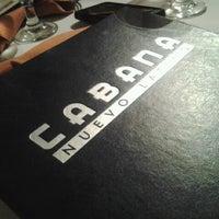 Photo taken at Cabana Restaurant & Bar by Karla V. on 9/2/2012