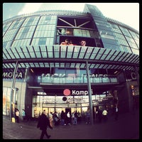 Photo taken at Kauppakeskus Kamppi by Juho R. on 5/31/2012