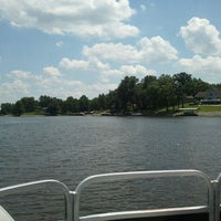 Photo taken at Holiday Shores Lake by Jessica H. on 6/20/2012