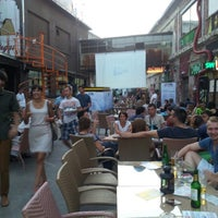Photo taken at Club Fabrica by Parfenie O. on 8/18/2012