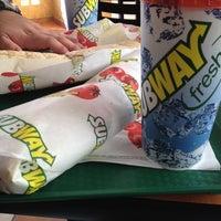 Photo taken at Subway by Bryan B. on 6/26/2012