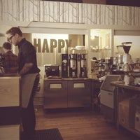 Photo taken at Happy Coffee by Jenfir on 4/29/2012