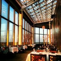 Photo taken at Aerie Restaurant & Lounge by Matthew L. on 8/29/2012