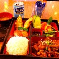 Photo taken at Ume Hana by Wachi C. on 5/28/2012