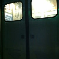 Photo taken at Metra Ho Ho Ho Train by iSapien 1. on 3/28/2012
