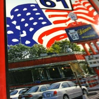 Photo taken at Route 61 Diner by Donna T. on 3/25/2012