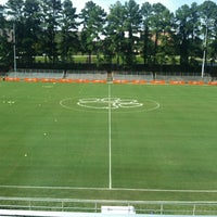 Photo taken at Historic Riggs Field by Hannah B. on 8/18/2012